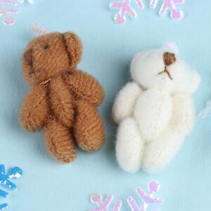 1Pcs-1-12-Dollhouse-Mini-Bear-Simulation-Miniature-Animal-Model-Toys-FE