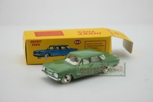 1-43-DINKY-TOYS-EDIZIONE-ATLAS-CHEVROLET-CORVETTE-552-pressofuso-CAR-MODEL