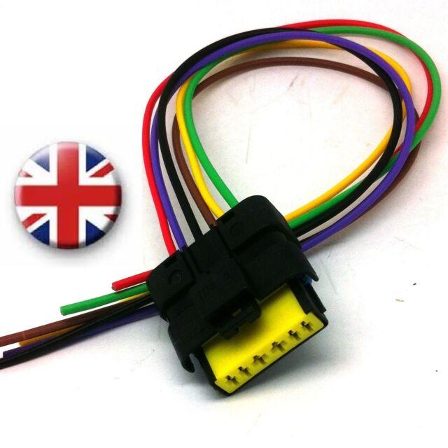 Maf Sensor Wire Harness on