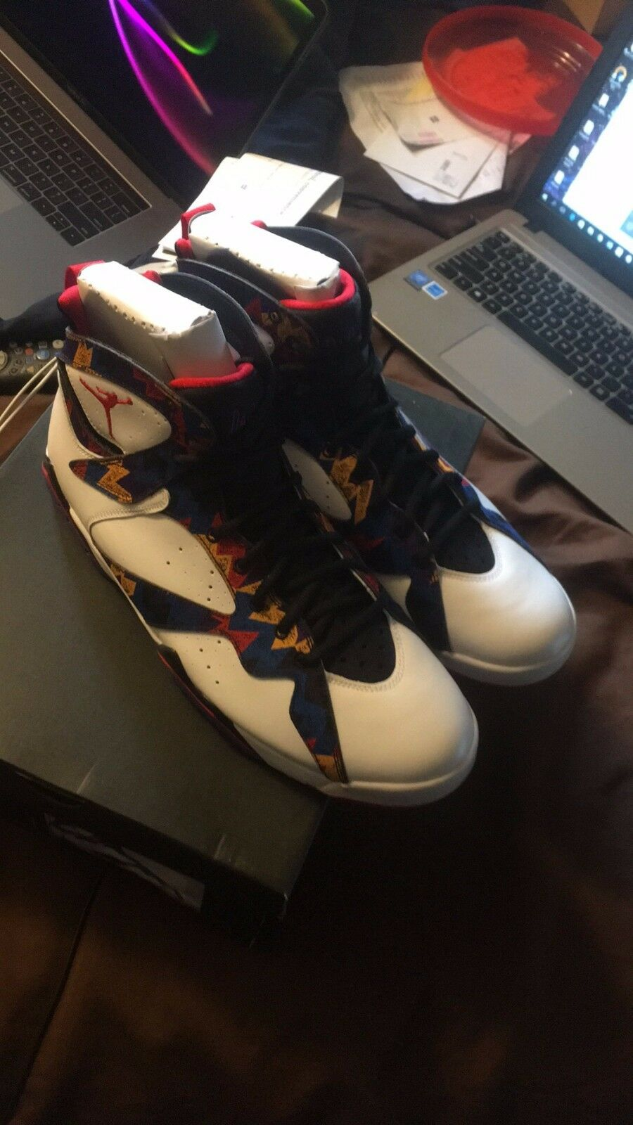 Nike Air Jordan 7 Retro  Nothing But Net