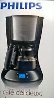 Philips Hd7459/20, Kaffeemaschine, Schwarz