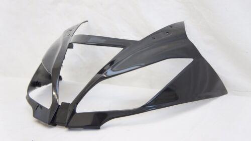 Mutazu Front Upper Fairing Headlight Cowl Nose Kawasaki ZX6R 636 2013-2016