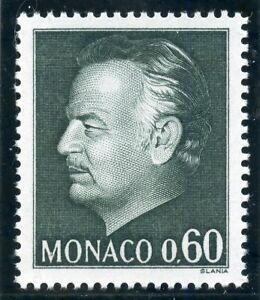 Stamp / Timbre De Monaco N° 992 ** Effigie Du Prince