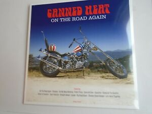 CANNED-HEAT-On-The-Road-Again-UK-LP-2020-new-mint-sealed