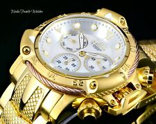 Invicta Men's 26728 Subaqua Quartz Chronograph White Dial Watch