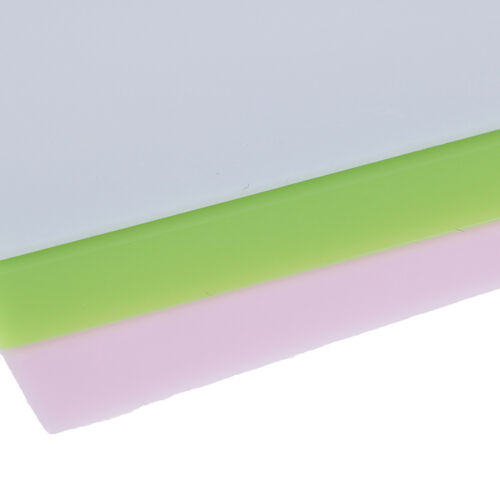 1XTrapezoid Cream Cake Scraper Dough Cutter Cake Spatula Pastry Bakery Tools A8A