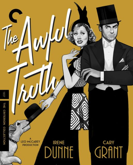 The Awful Truth - The Criterion Collection (Restored) [Blu-ray]