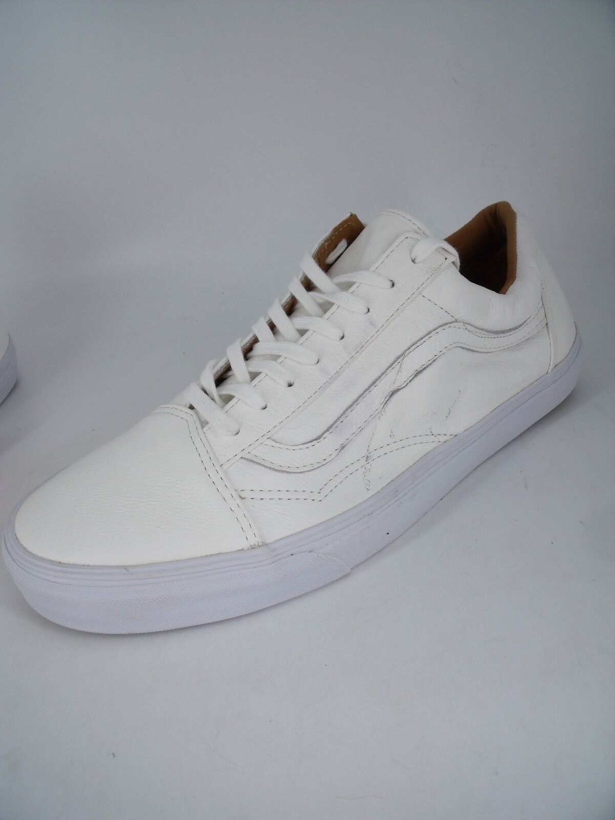 VANS UA Skool Trainer's Adult blancoo tamaño Old UK 12 EU 46 NH182 RR 08