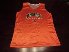 Mint Dodger Womens Indiana Hoosiers Reversible NCAA Cool Basketball Jersey Sz M
