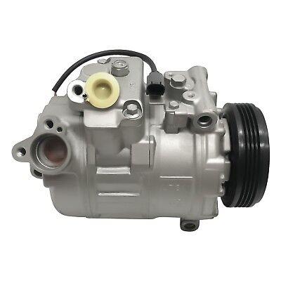 RYC Remanufactured AC Compressor and A//C Clutch GG363