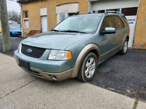 2005 FORD FREESTYLE WAGON, 195KM, CLEAN, CERTIFIED!