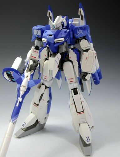 GUNDAM FIX FIGURATION # 0017a Zplus Blue Painted Action Figure From Japan