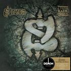 Saxon Solid Ball of Rock LP Vinyl 2013 33rpm