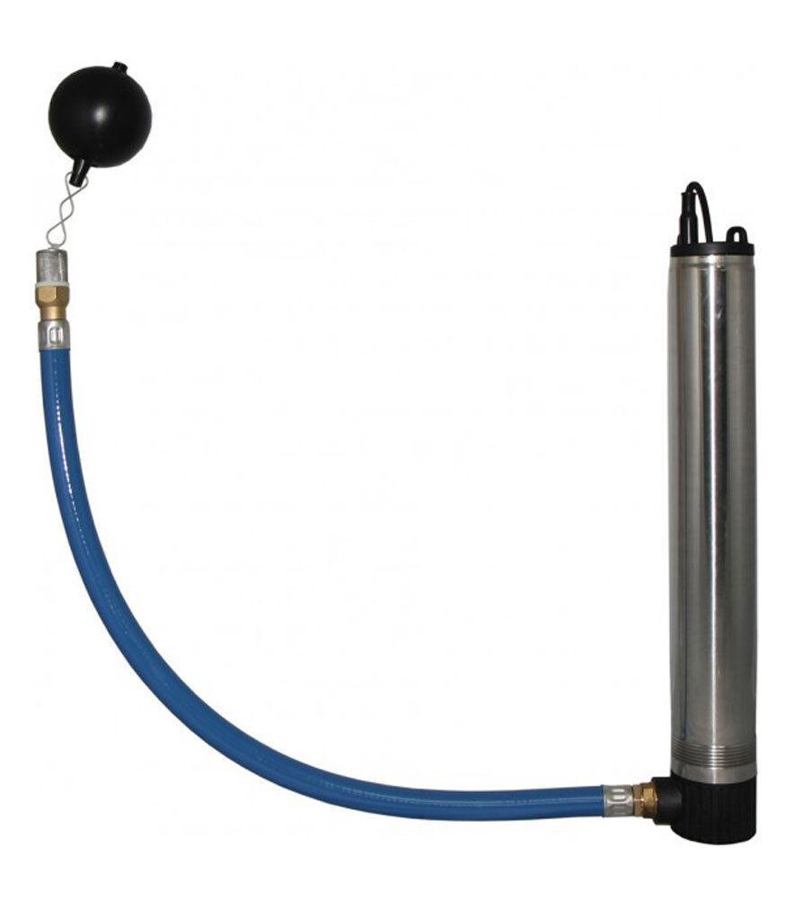 Automatico Pompa di pressione Multi X 6 con Estrazione Galleggiante