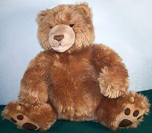 Beautiful-Gund-13-034-Brown-Grizzly-Bear-Kohl-039-s-Exclusive-Stuffed-Plush-VGC