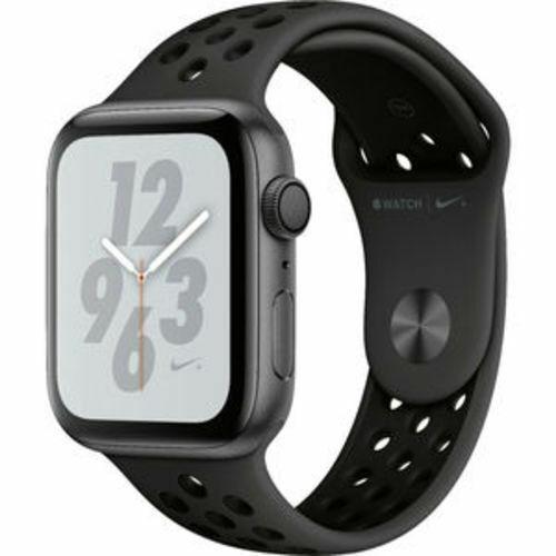 Apple 44mm Nike+ Series 4 GPS Smart Watche - Black (MU6L2LL/A)
