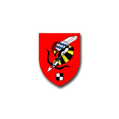 Autocollant//Sticker khrgt 26 hélicoptères de combat régiment armée de terre Aviateur 7x5cm a1068
