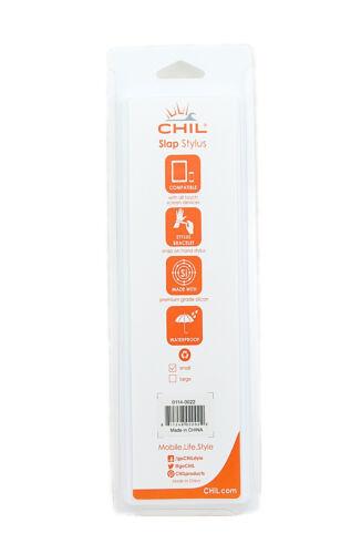 CHIL Slap Stylus Fashion Bracelet 2 Pack Violet /& Emerald Touch Screen Pen