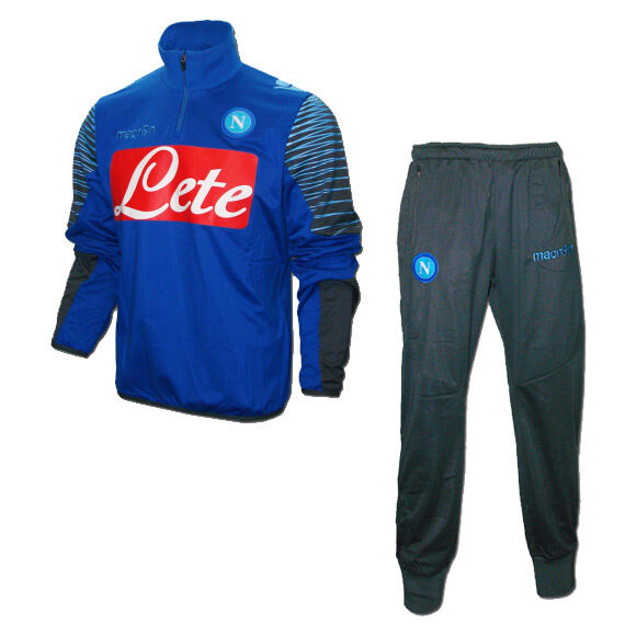 FW14 NAPOLI T. 3XL TRAJE ENTRENAMIENTO OFFIZIELL TRACKSUIT CANADIENSE 58063848