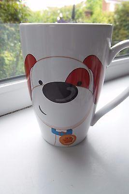 Funky Dog Coffee Mug Ceramic