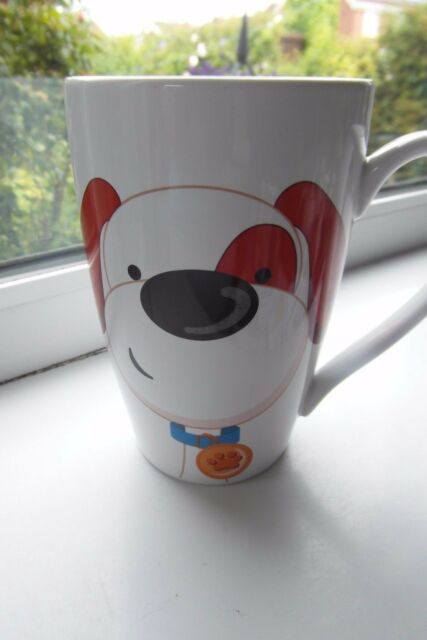 Funky Dog Coffee Mug Ceramic