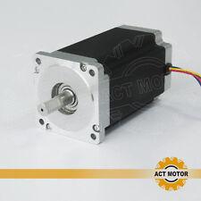 ACT MOTOR GmbH 1PC Nema34 Stepper Motor 34HS5460 6A 151mm 12Nm Engraver Milling