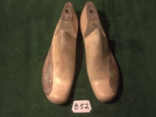 Vintage Wood Shoe Factory Industrial Mold Last 12-1//2 D Remodeled MUNSON #B-52
