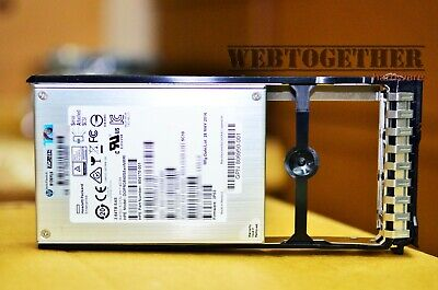 3.84tb Hpe 3par Storeserv 20000 Sas Sff (2.5in) Solid State Drive 806950-001 Ref