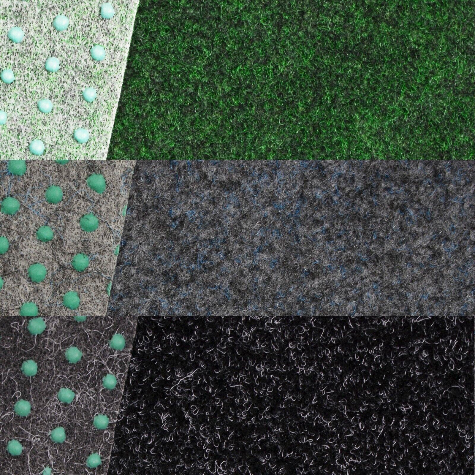 Kunstrasenteppich  3 Farbig mit Drainagenoppen