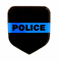 Thin Blue Line Police Emblem Will Fit Dodge Truck Grille 1994-02 Gas & Cummins