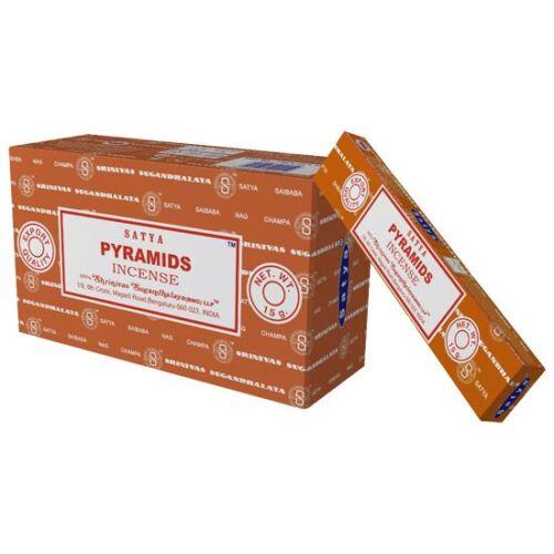 Satya Packung 15 Gramm Pyramids Grundpreis 100 gr. = 9 €