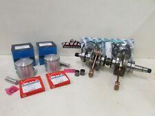 SEA DOO 717 720 ENGINE REBUILD, PISTONS, GASKETS, WSM CRANKSHAFT, SEALS