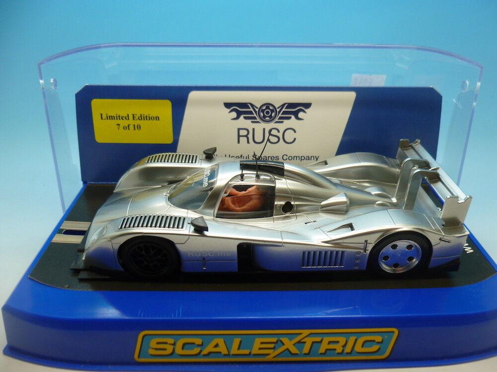 Scalextric C3193 Rusc Lola en Plata Edición Limitada de 10 A/F