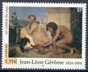 STAMP-TIMBRE-FRANCE-NEUF-N-3660-TABLEAU-ART-JEAN-LEON-GEROME