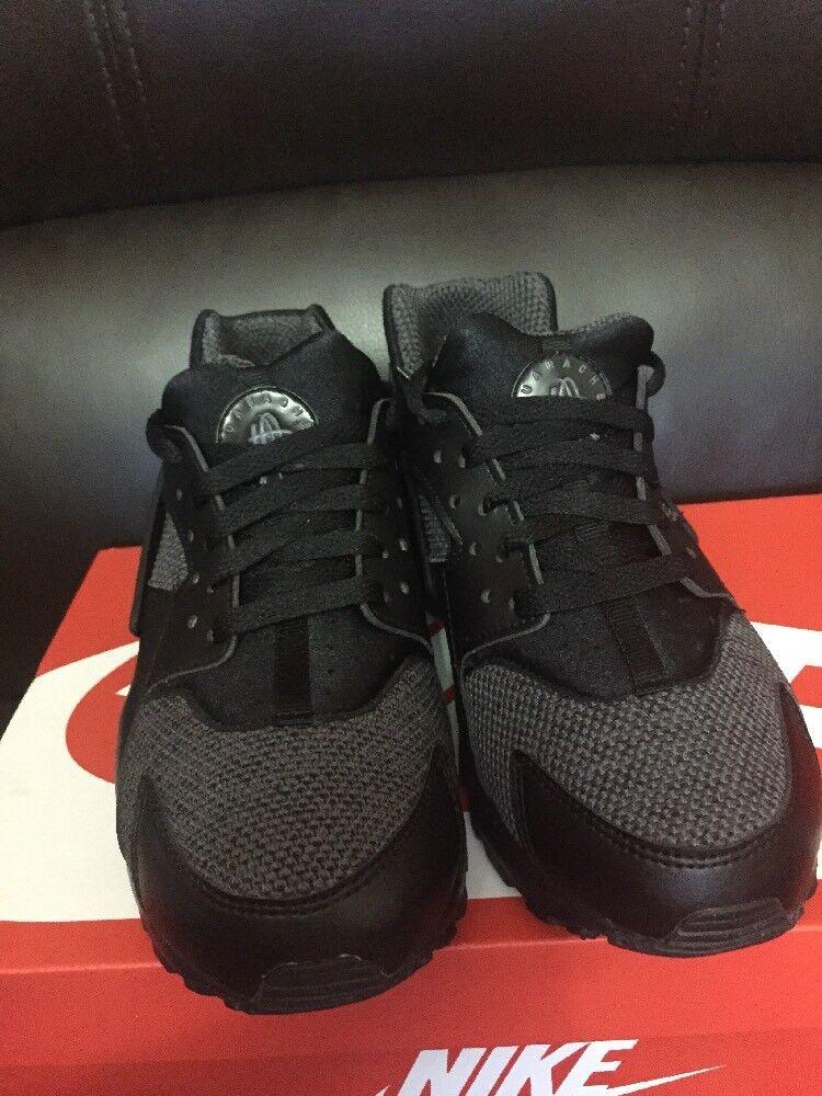 nike se huarache courir se nike gs formateur - chaussure noire taille 5 2ebad9