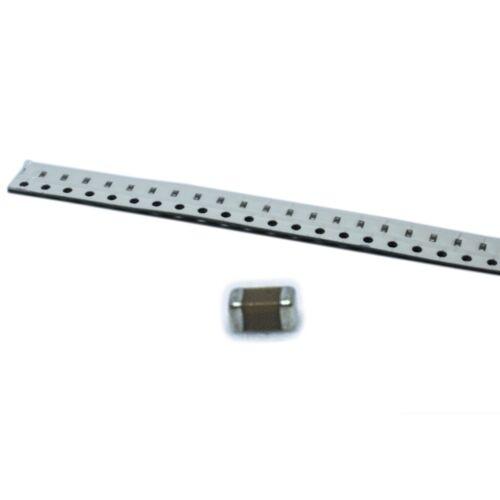 100X VJ0603Y103KXACW1BC Condensateur Céramique Condensateur Céramique multicouche 10nF 50 V X7R ± 10/% SMD 0603 visha