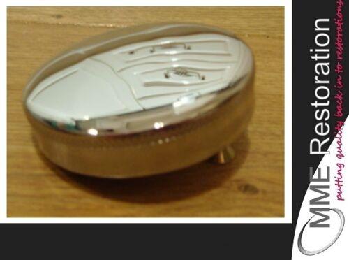 NEW CHROME BSA B40 B44 A10 A7 B31 PETROL TANK CAP