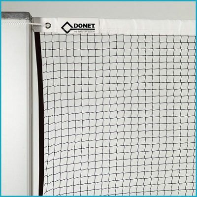 Badmintonnetz Badminton-trainingsnetz Schwarz 1,2 Mm Nylon Netz Luxuriant In Design Sonstige