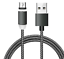 2-x-Magnetic-Micro-USB-Charge-Cable-2-1-Amp-Surge-Protected-Suits-Samsung thumbnail 1