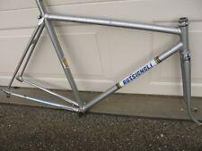 52-cm Rossignoli Vintage Road Racing Bike Frameset Campagnolo Italy with EXTRAS