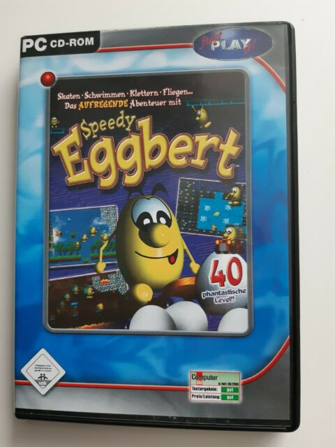 Fox Kids Presents Speedy Eggbert (PC, 2001) Spiele