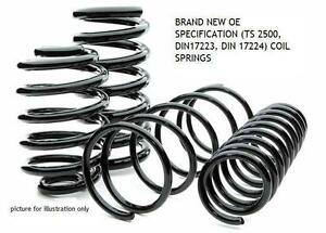 530 528 Rear Suspension Coil Spring By Lesjofors For BMW 520 525 523 535