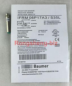 1PC-nuevo-Baumer-sensores-Ligas-06P17A3-S35L