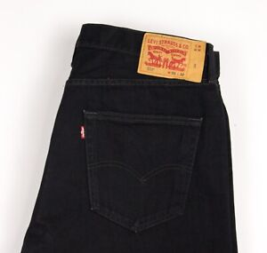 Levi's Strauss & Co Hommes 501 Jeans Jambe Droite Taille W36 L32 BBZ303