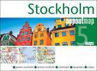 Stockholm PopOut Map (2014, Taschenbuch)