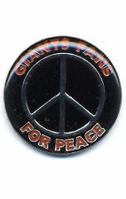 New! Giants Fans For Peace Pin LE 300 San Francisco SALE!  Was $4.50