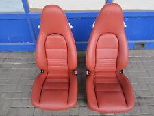 PORSCHE 911 996 / Boxster 986 Sitze Memorysitze Lordosenstütze Sportsitze