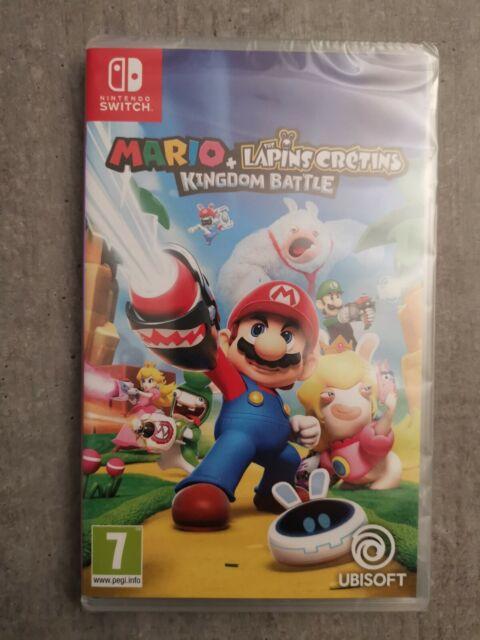 Mario et The Lapins Crétins : Kingdom Battle (Nintendo Switch)