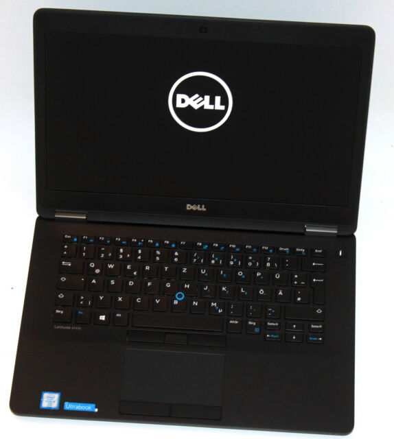 Dell Latitude E7470 i5-6200 256G-SSD 8GB Fullhd-Ips Battery New Beltastde