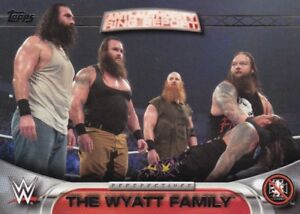 2016-Topps-WWE-Sammelkarte-Anti-Authority-Perspectives-7AA-The-Wyatt-Family